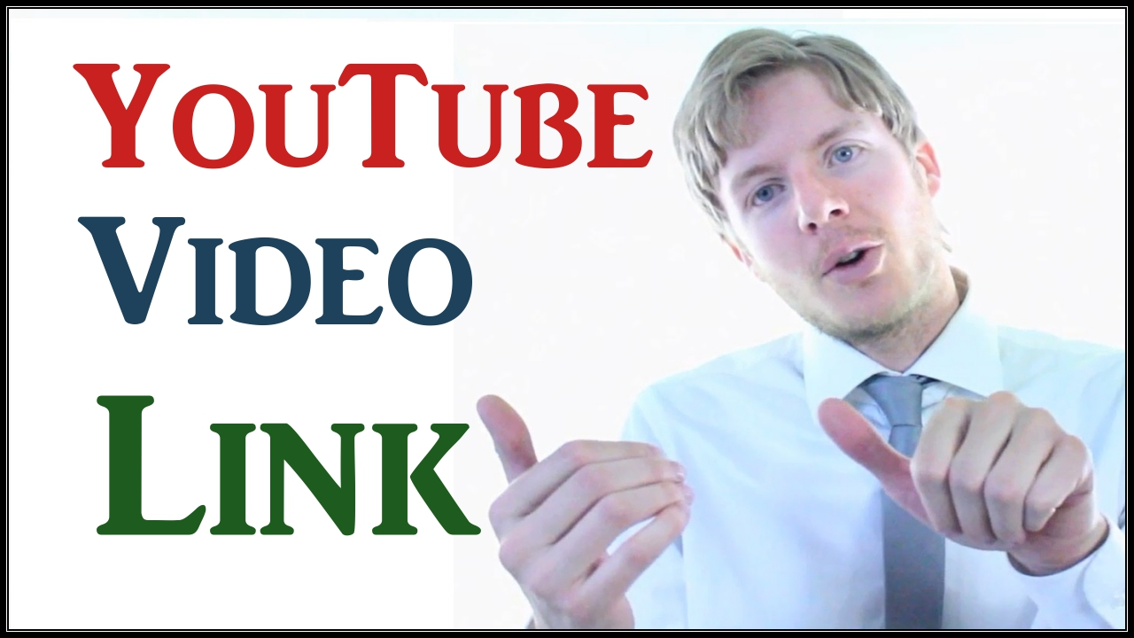 How to find youtube video link and url – 2015
