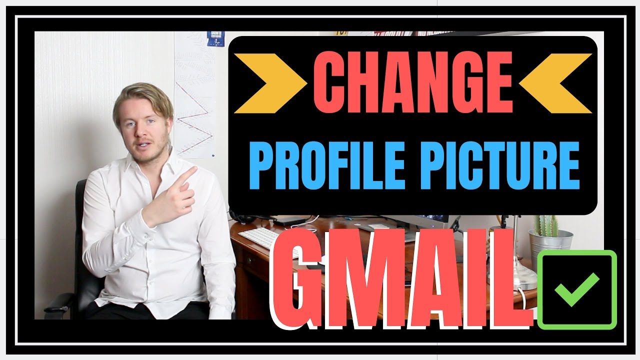 How to Change Gmail Profile Picture in Mobile on Android or iPhone 2019