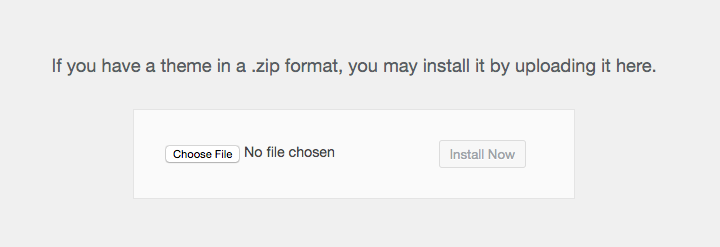 Upload Divi theme with Zip-file